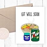 Get Well Soon Card ($5)