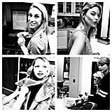 Ashley Avignone, Martha Hunt, and Tavi Gevinson