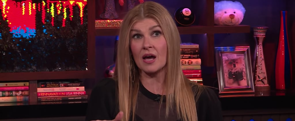 Connie Britton Talking About Friday Night Lights on WWHL