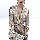 Milou van Groesen replaced Sasha Pivovarova as the face of Giorgio Armani's modern Spring 2012 campaign.