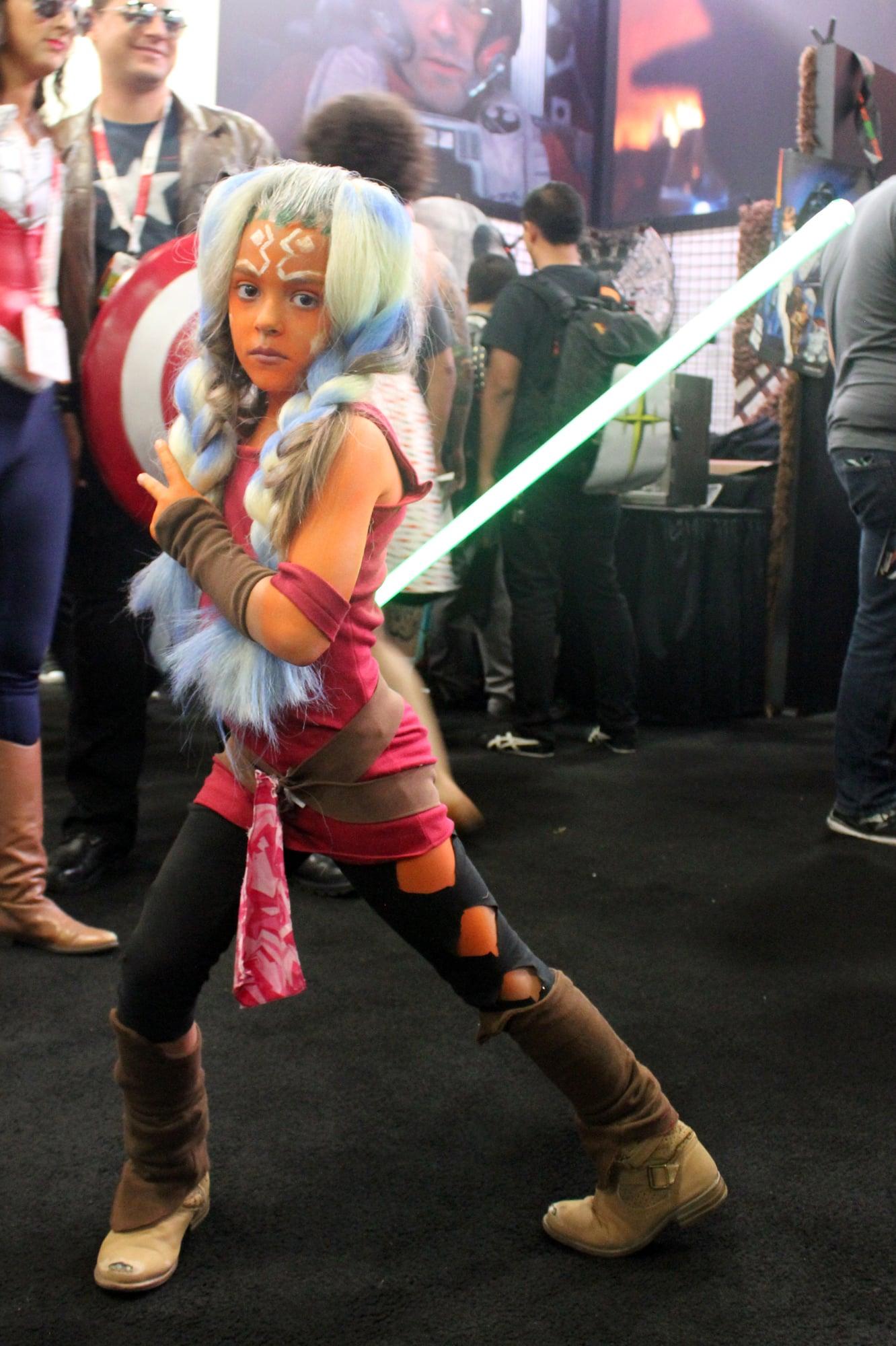 ahsoka cosplay wars Star
