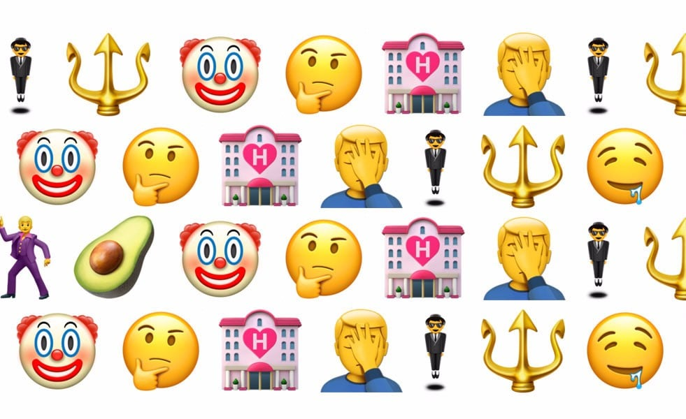 Spoiler Alert: This Is What Your Favourite Emoji Symbols Actually Mean
