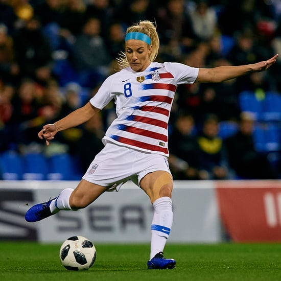 Julie Ertz Diet and Exercise Routine