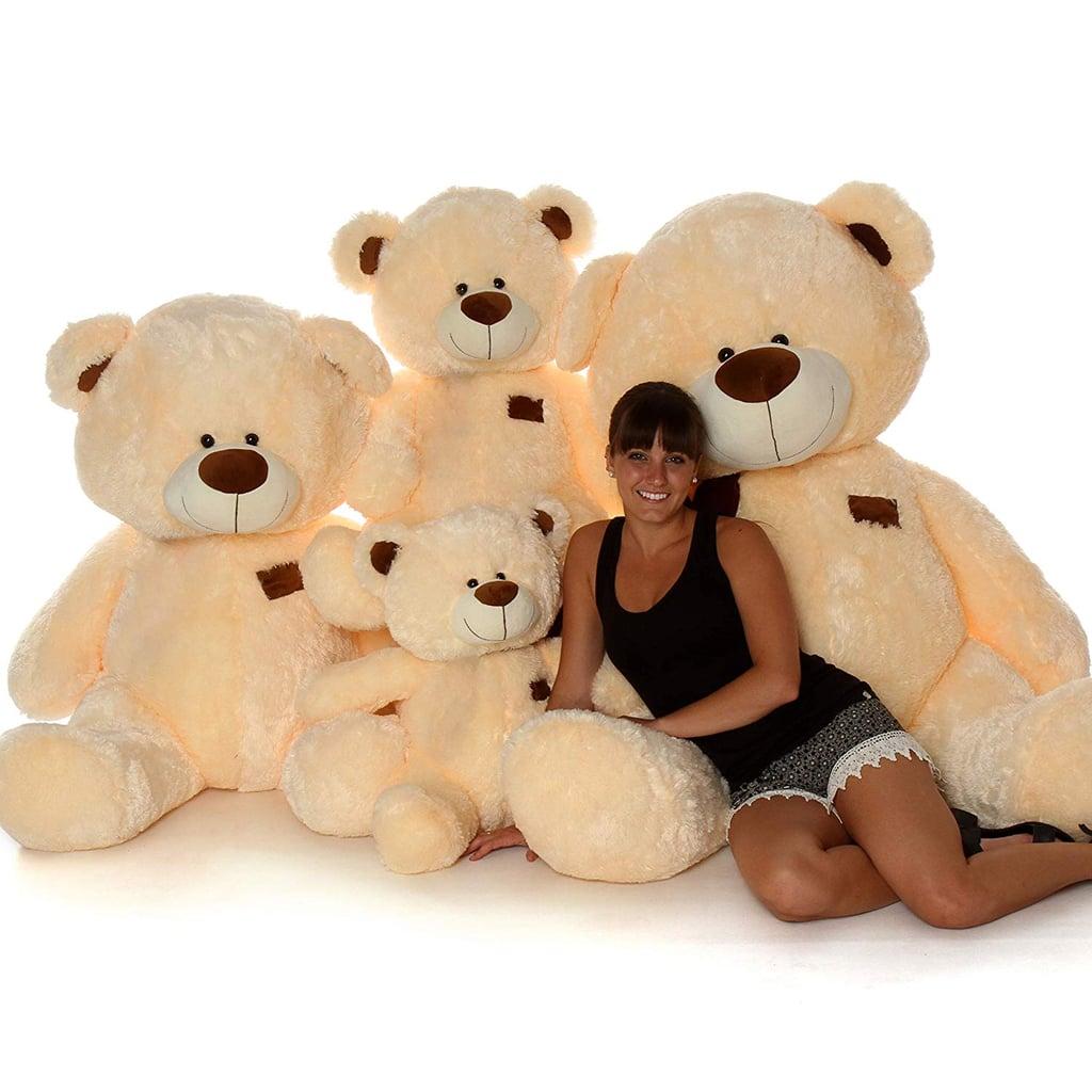 3f96e18b9b18b Big Teddy Bears For Kids 2019