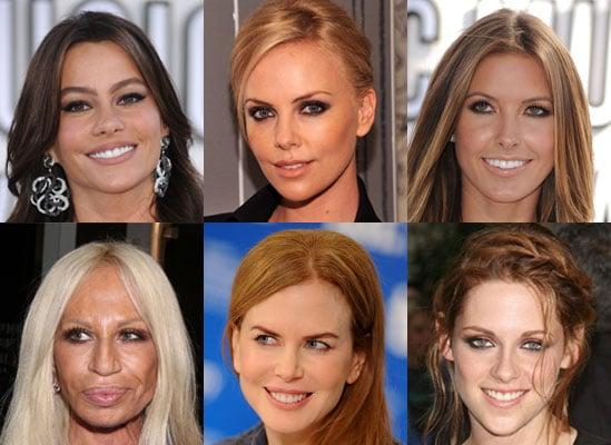 Celebrities' Natural Hair Colors