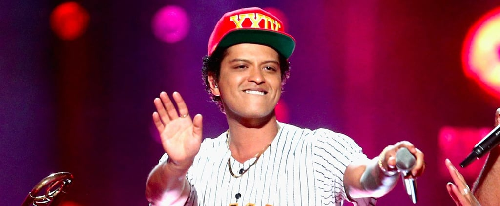 Bruno Mars's Energetic BET Awards Performance Still Has Us on Our Feet