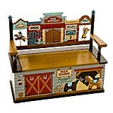 Posh Tots Wild West Toy Box Bench