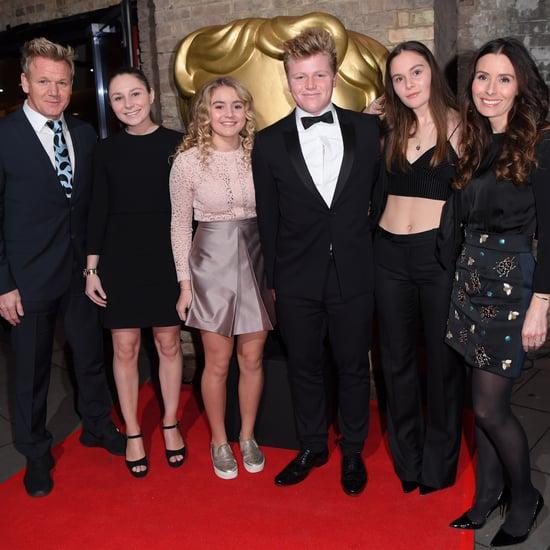 How Many Kids Does Gordon Ramsay Have?