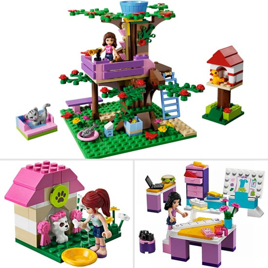 lego friends ranch instructions