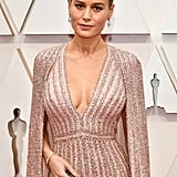 Brie Larson at the Oscars 2020