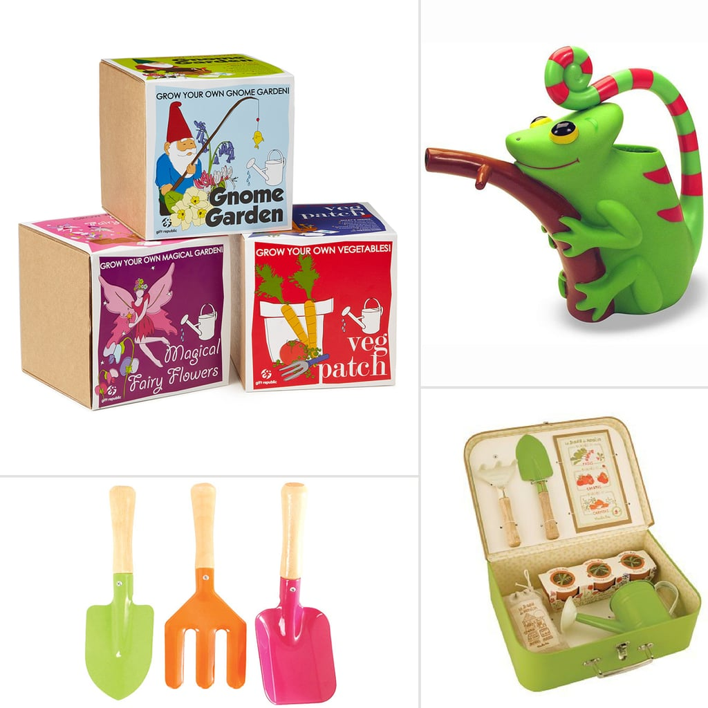 gardening kits for kids popsugar moms