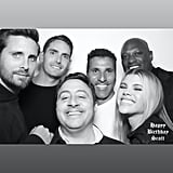 Scott Disick's 36th Birthday Party Pictures