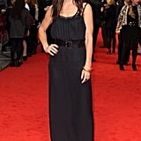 Sandra Bullock premiered The Heat in London.