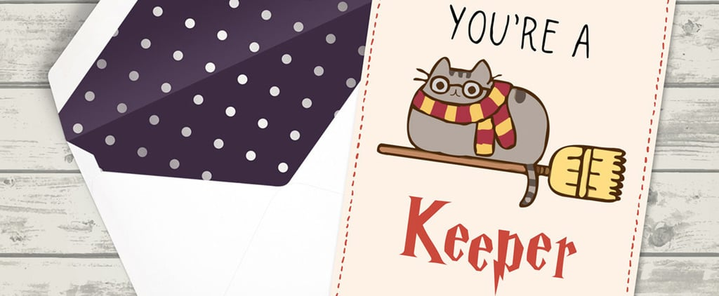 22 Harry Potter Valentine's Day Cards — They Are Wand-erfully Punny!