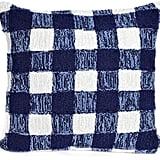 Liora Manné Gingham Square Throw Pillow