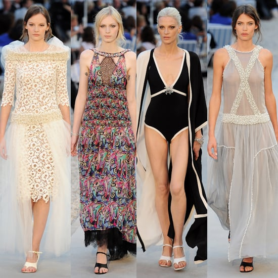 Chanel Cruise 2012 Show in France 2011-05-10 07:25:27