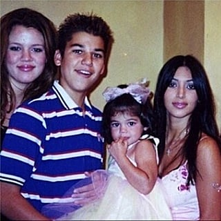 Cutest Kardashian-Jenner Family Pictures