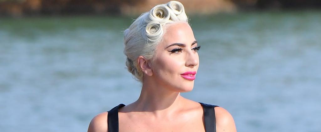 Lady Gaga at the Venice Film Festival 2018