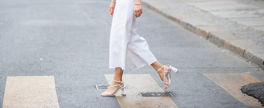How to Wear Jeans and Sandals