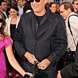 Tom Hanks at the LA premiere of Larry Crowne.