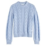 POPSUGAR Pointelle Sweater