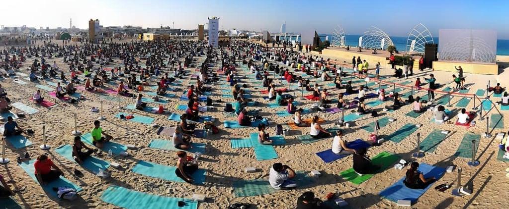 مهرجان إكس يوغا دبي يعود من جديد خلال فبراير 2020