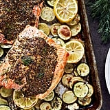 Mustard Roasted Salmon