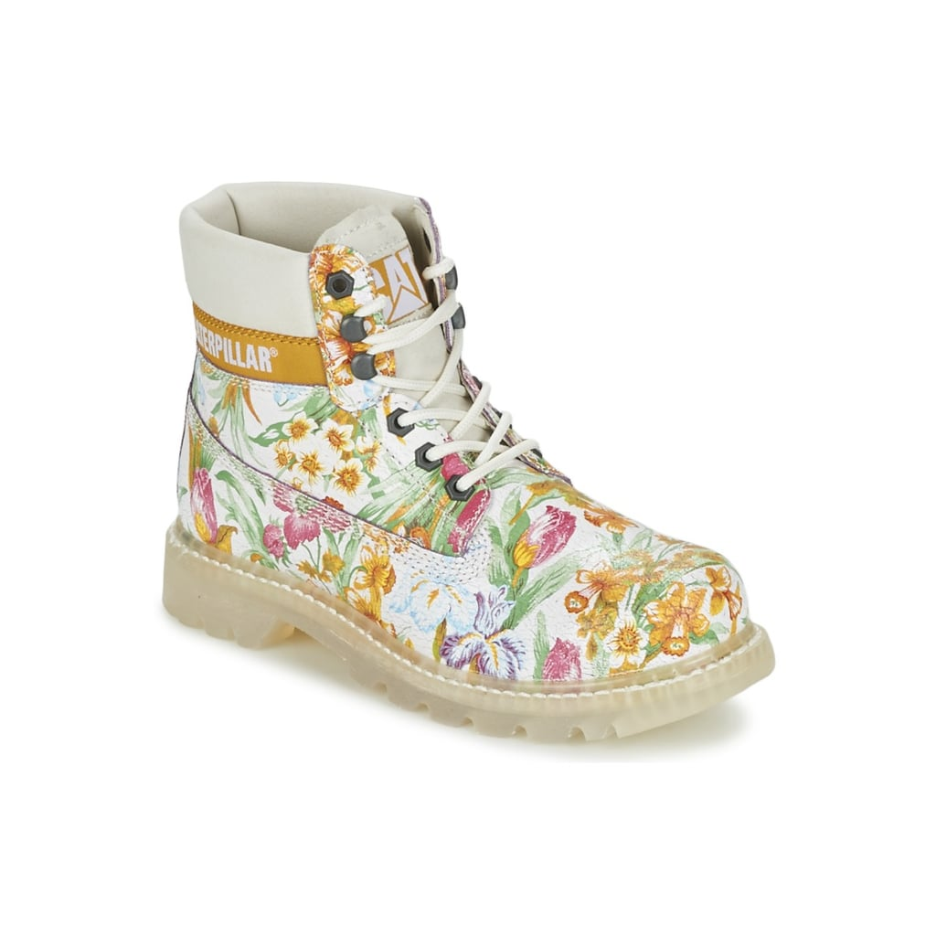 Caterpillar Colorado Flower Boots (£121)