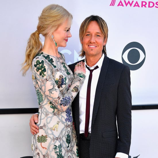 Nicole Kidman and Keith Urban at the 2017 ACM Awards