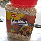 Pearl Couscous With Roasted Tomato