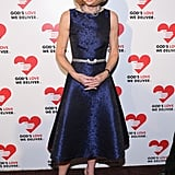Anna Wintour attended the Golden Heart Gala in NYC.