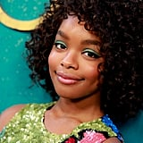 Marsai Martin's Bouncy Curls