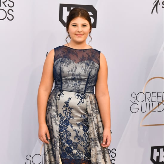 This Is Us Star Sells Girls Scout Cookies at 2019 SAG Awards