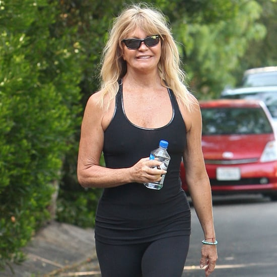 Healthiest Actresses Over 50