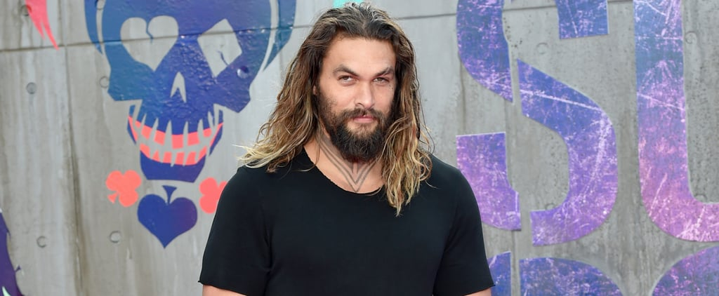 Jason Momoa Is So Tall That Even the Internet Can't Get His Height Correct