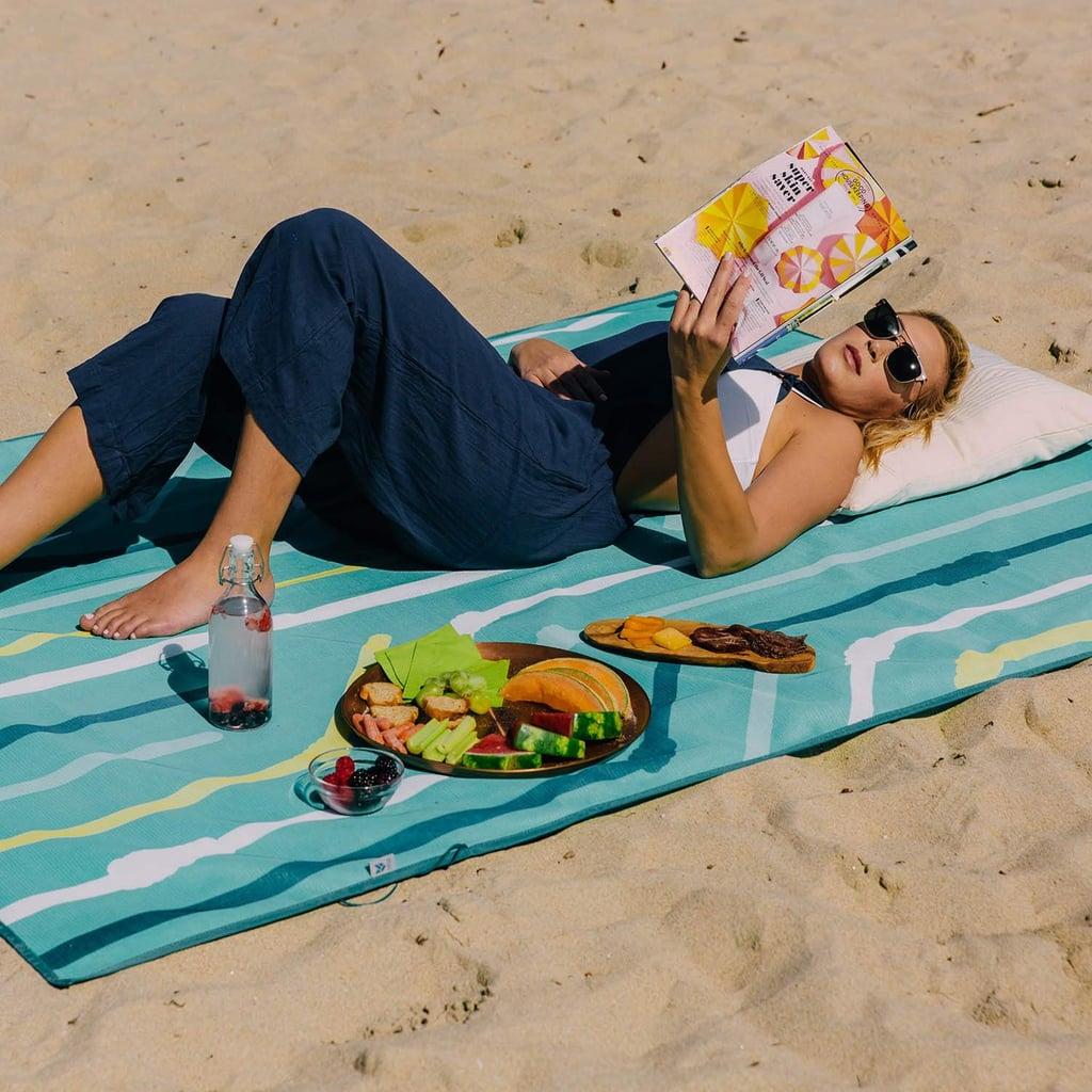 Summer Is Saved — Amazon Is Selling a Sand-Proof Beach Blanket