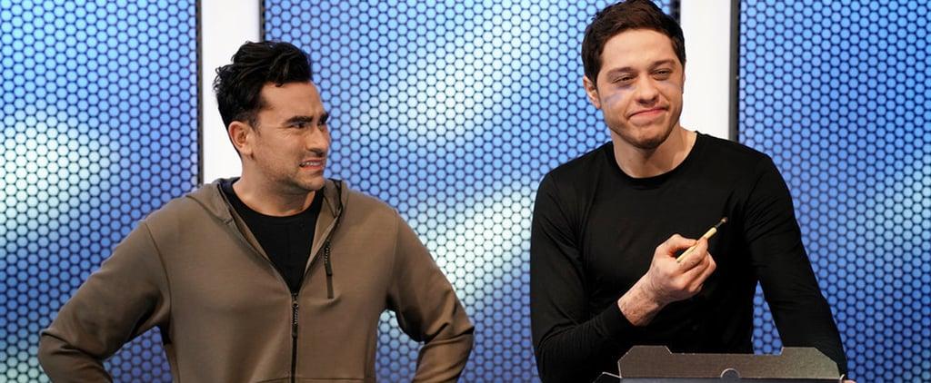 """Watch Dan Levy's """"Men's Cosmetics"""" SNL Skit Video"""