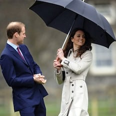 Prince William and Kate Middleton Inviting Exes to Wedding