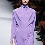 The Tucked-In Hair: Nina Ricci