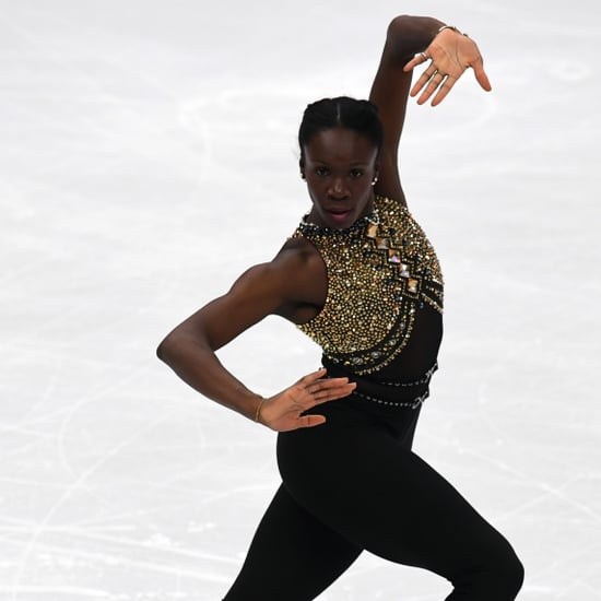 Figure Skater Mae-Berenice Meite Performs to Beyonce