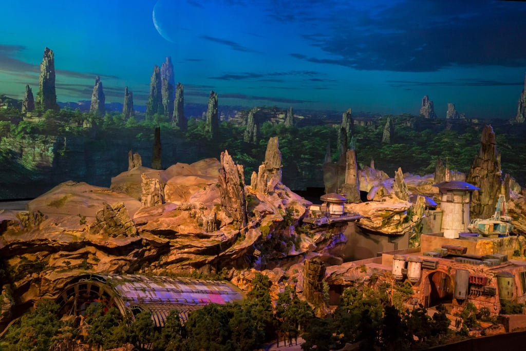 Star Wars Land Photos