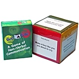 Roll a Role: a Game of Non-Verbal Communication Cubes & Cards
