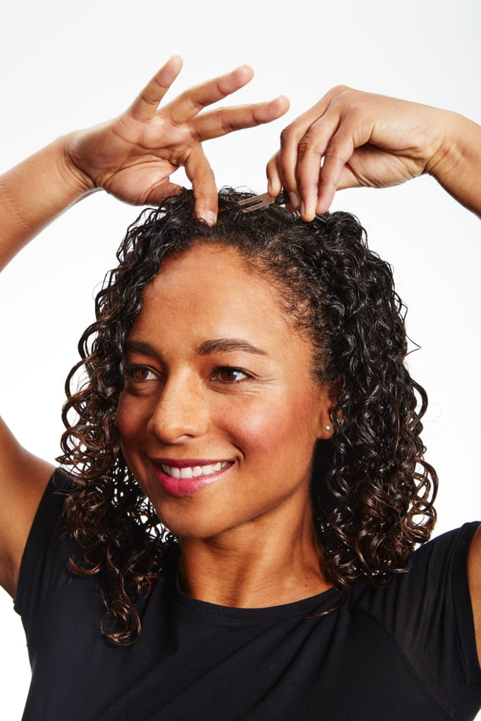 styling tips for short curly hair curly hair styling tips popsugar 8730 | How Get Big Hair