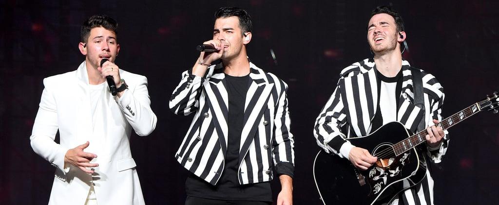 Jonas Brothers Happiness Begins Tour Setlist