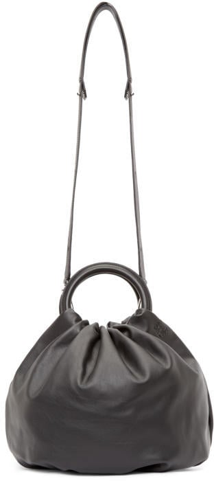 Loewe Black Large Bounce Bag