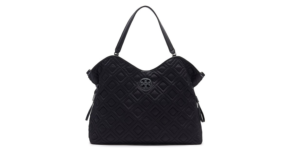 3bfe1472f84 Tory Burch Marion Quilted Nylon Baby Bag