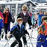 Lech, Austria — 1992