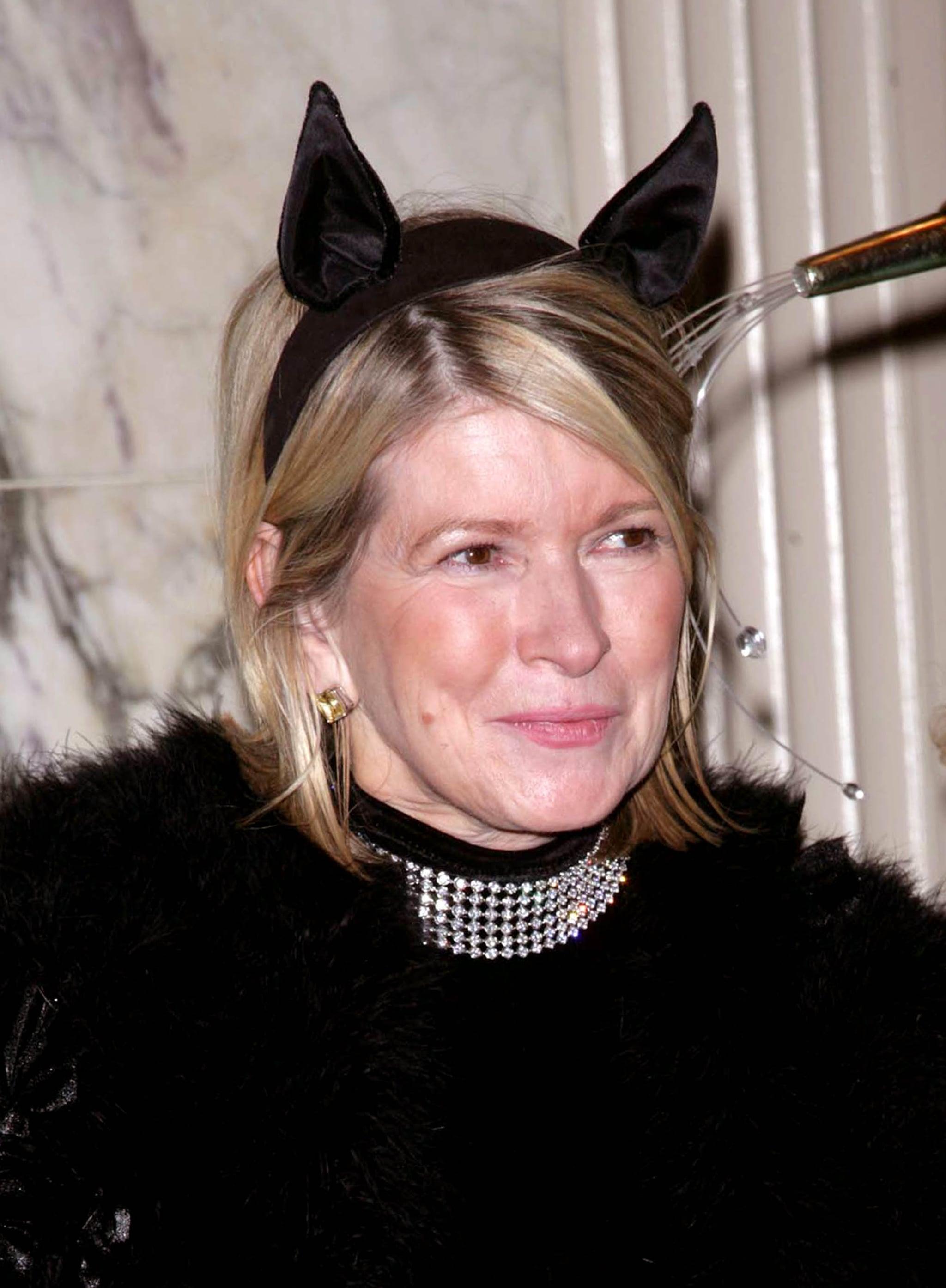 13. When She Was Wearing Fancy Cat Ears Before Everyone Else Was