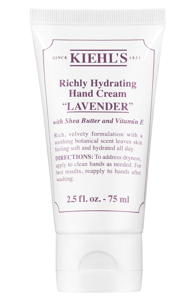 Kiehl's Since 1851 Lavender Richly Hydrating Scented Hand Cream