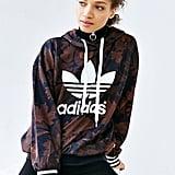 Adidas Leaf Camo Hoodie